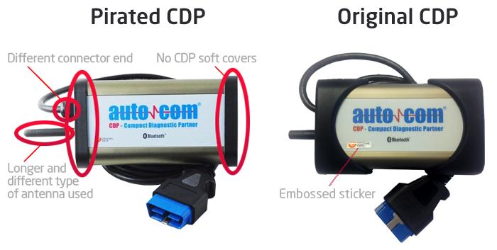 Autocom Illegal Piracy | Autocom